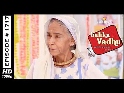 Balika Vadhu - बालिका वधु - 20th October 2014 - Full Episode (HD)