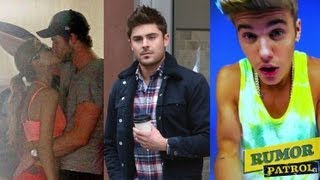 Miley Heartbroken by Liam Cheating OFTEN!? Zac Efron Mystery Girlfriend?! Young Hollywood Drug Use!?