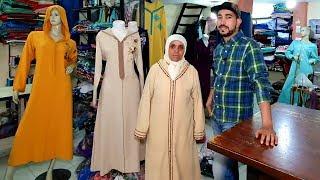 جديد الجلابة المغربية 2019 مع الخياط عبد الصمد