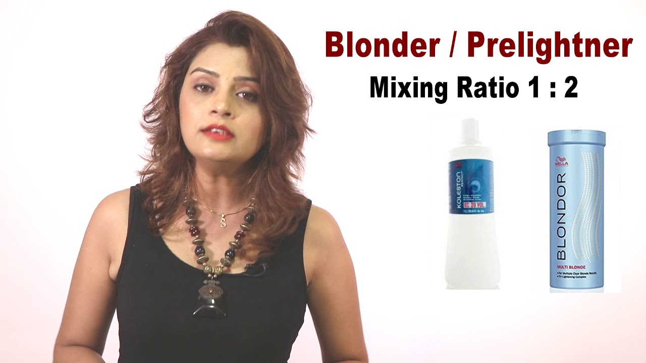 Download Color Theory Part-5 ,How To Use  Blonder , Stages Of Blonder....By Sam Ma'am  Tutorial In Hindi