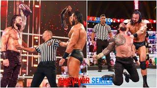 WWE Survivor Series 2020 Results | Roman Reigns & Drew Mcintyre 2020 ? Undertaker RETURNS 2020