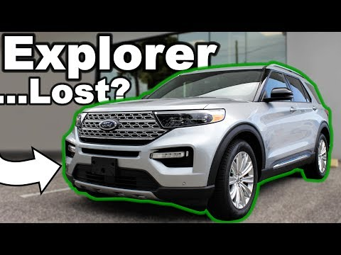 Has The Ford Explorer LOST to the Competition? 2020 Ford Explorer Review