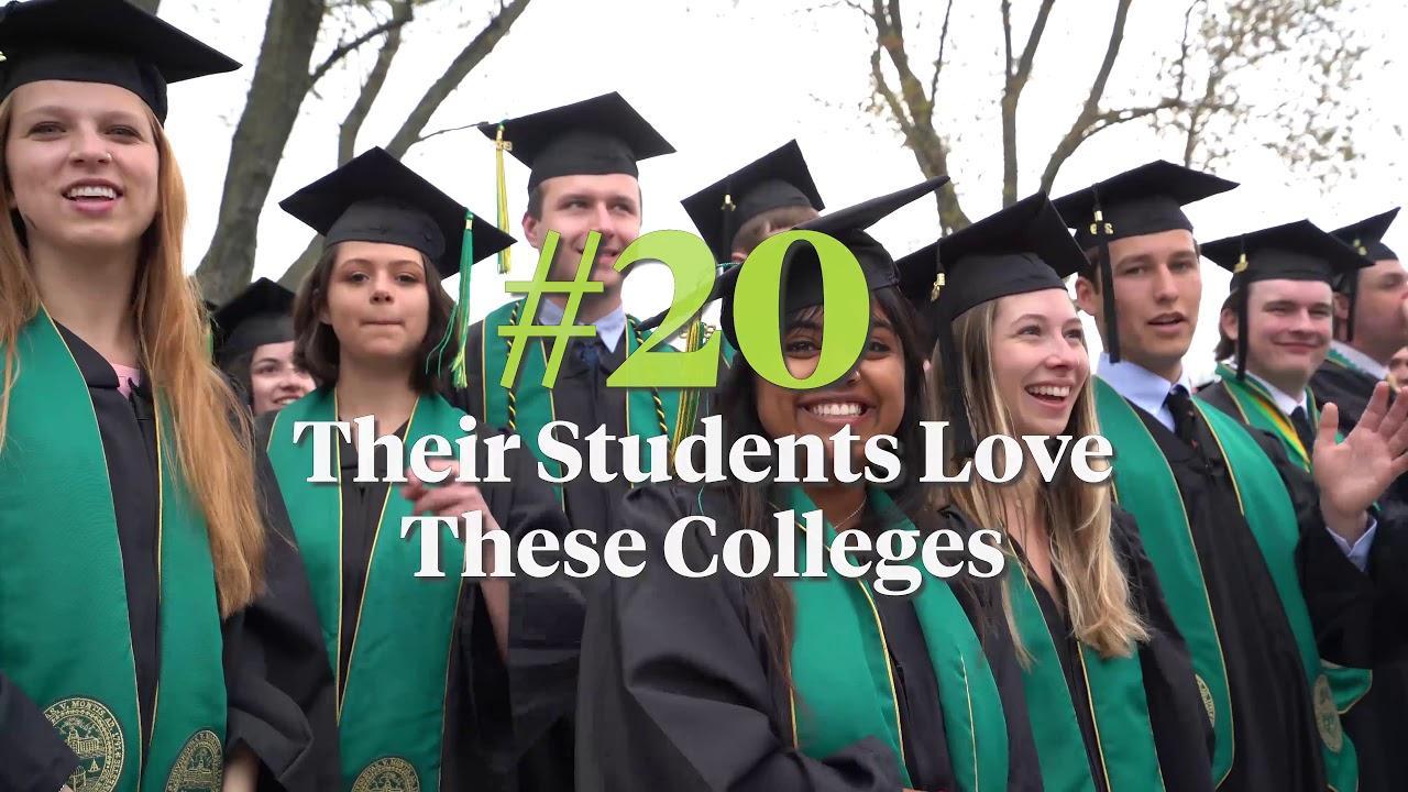 Princeton Graduation 2020.The Princeton Review Ranks Uvm