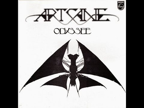 Artcane - Odyssee 1977 FULL VINYL ALBUM (progressive rock France)