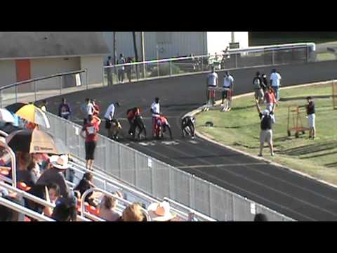 Broken Bow Track and Field, Trey Lee 100m 10.5