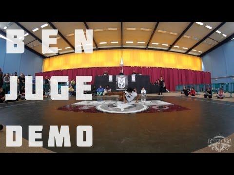 Ben (Elite Squad) | Démo Juge Hip Hop | BATTLE EMPHAZE II