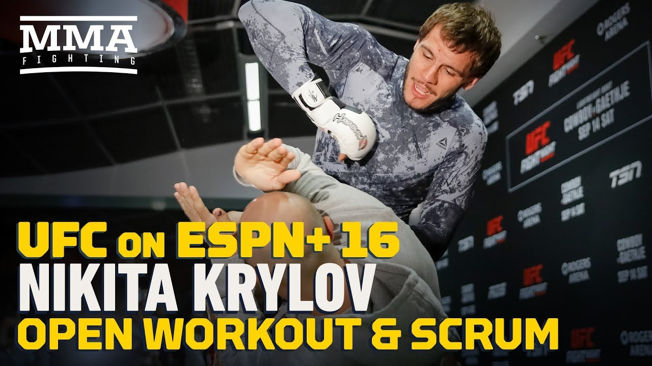 Nikita Krylov Fine With Never Going To The Judges: 'I Like It, Don't You Like It?' - MMA Fighting