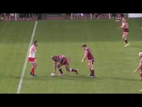 Batley Bulldogs V Leigh Centurions Highlights 23 09 18