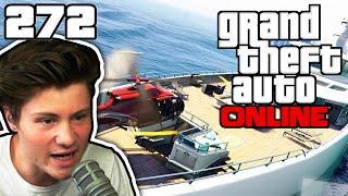 ÜBERFALL AUF YACHT | GTA ONLINE #272 | Let's Play GTA Online mit Dner