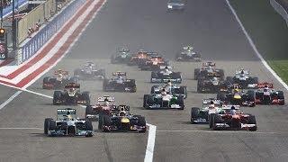 F1 2014 Bahrain Grand Prix Discussion