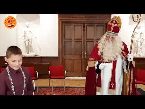 Tekeningen voor Sinterklaas
