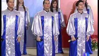 Gospel M.Lou cantando Hallelujah