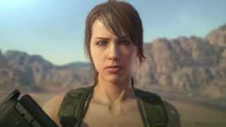 Metal Gear Solid 5 - Quiet End Scene (Mission 43) [GERMAN] [Full HD]