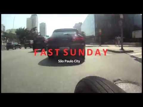Bicicleta Elétrica 3 TOROS 2017 | FILME 1 |  São Paulo City  FAST SUNDAY