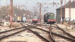 Nadgradnja odseka železniške proge Slovenska Bistrica–Pragersko