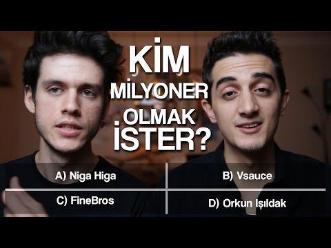 KİM MİLYONER OLMAK İSTER?! ft. Ruhi...