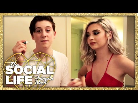 AMANDA STEELE'S THE SOCIAL LIFE EP. 11 | PREPPING FOR THE PARTY