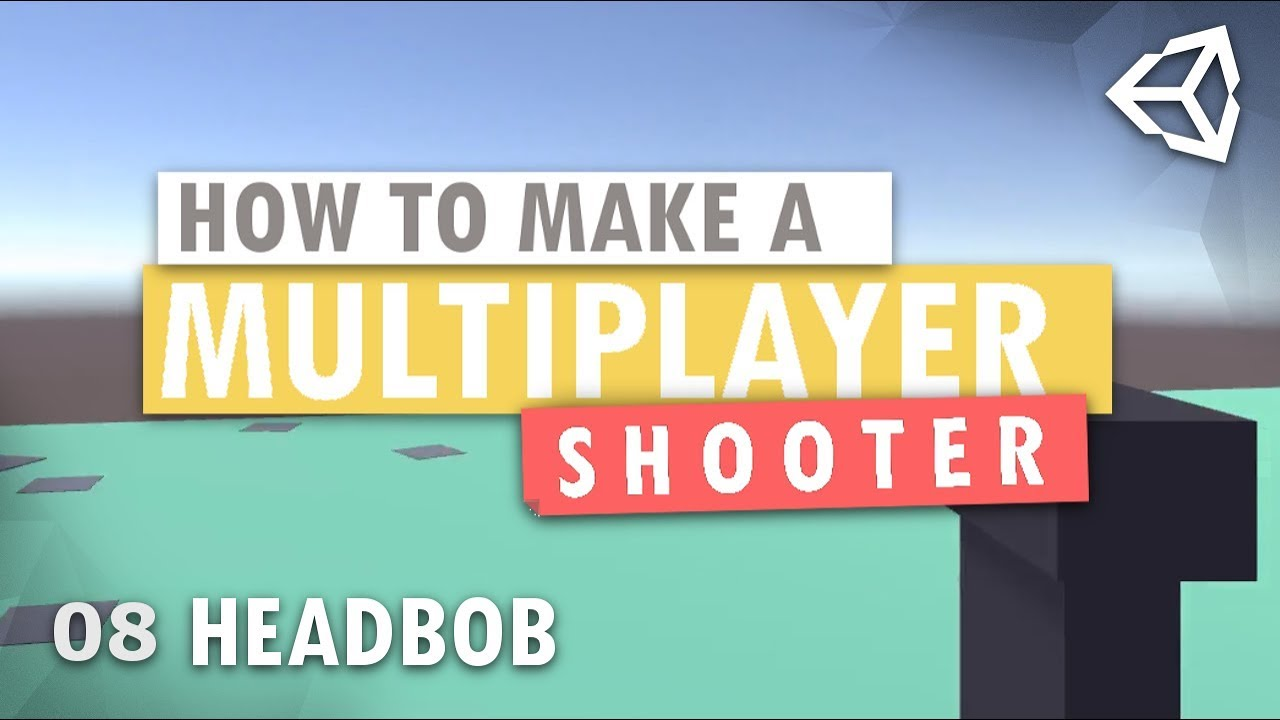 Unity 3D Multiplayer FPS Tutorial 08 - Headbob and Breathing