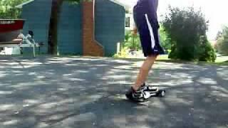 sole skate riden