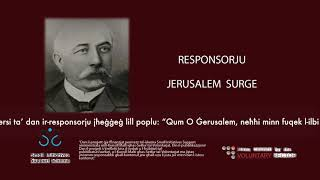 Jerusalem Surge - Vincenzo Carabott