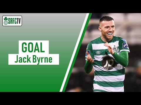 Jack Byrne 2nd v Dundalk | 27 September 2020