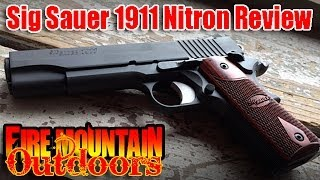 Field Review - Sig Sauer 1911 Nitron: Redemption or another disappointment?