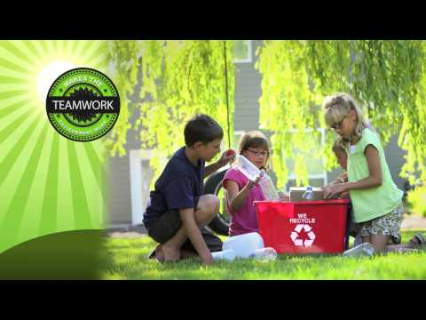 Channel 3 Productions GARLAND RECYCLE PSA