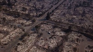 Incendies en Californie: