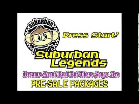 Suburban Legends - CD Packages Sale!!