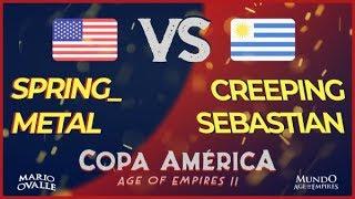 Copa America | USA vs Uruguay | PARTIDAZO!