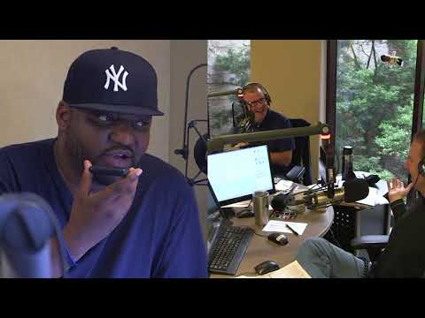 Aries Spears prank calls KNBR's Murph & Mac as Shaquille O'Neal