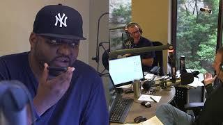 Aries Spears prank calls KNBR's Murph & Mac as Shaquille O'Neal
