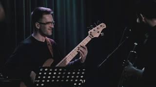 Emil Miszk & The Sonic Syndicate LIVE @ Kartuzy Jazz Bass Days 2019 (For S.)