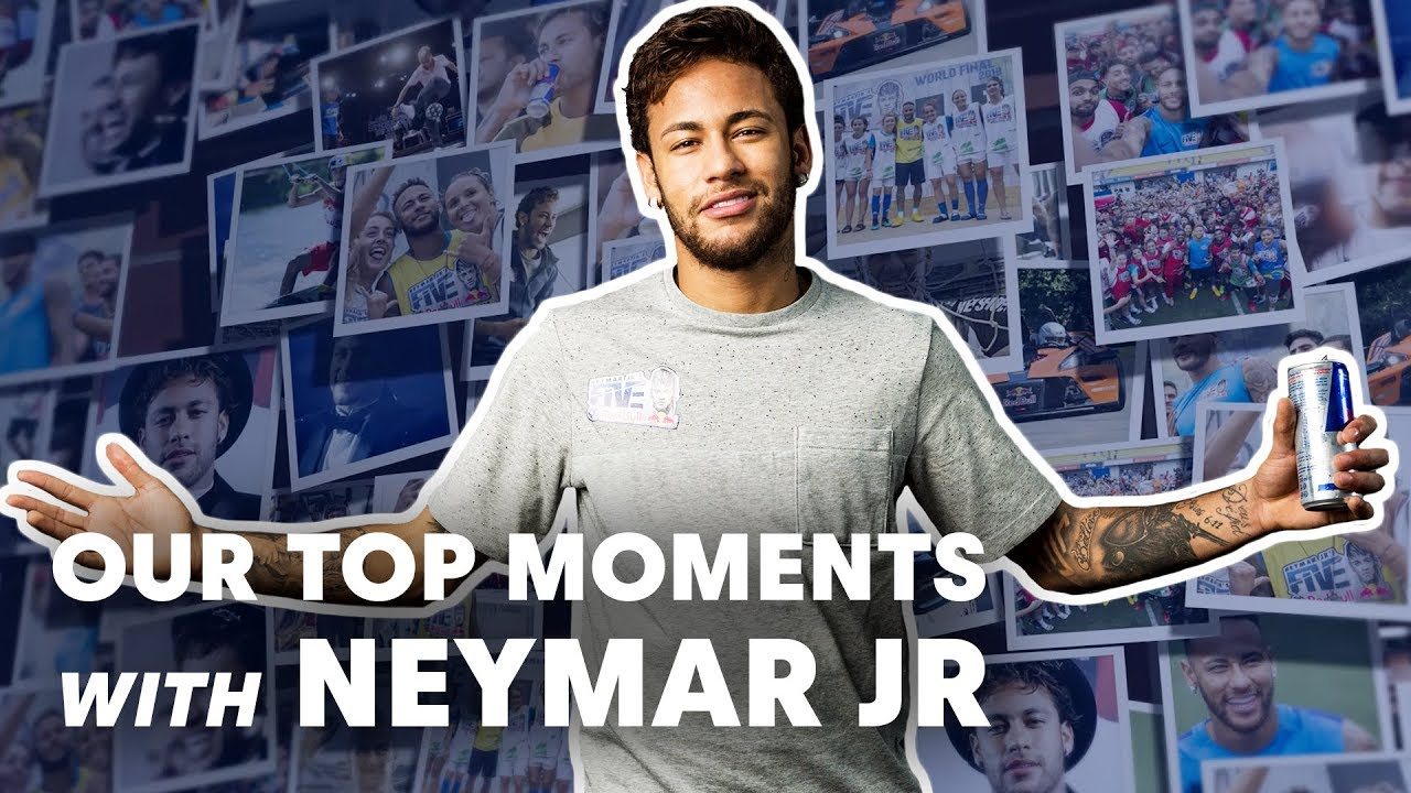 Neymar Jr's Best Moments With Red Bull