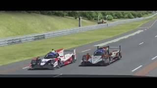 Virtual 24 Hours Le Mans 2020 - Highlights