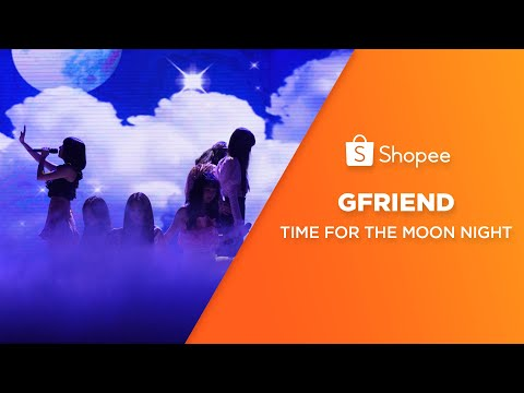 GFRIEND (여자친구) - Time For The Moon Night | Shopee 11.11 Big Sale TV Show