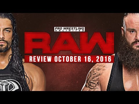 Monday Night RAW Review: October 16, 2017