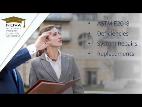 NOVA Academy - Property Condition Assessments