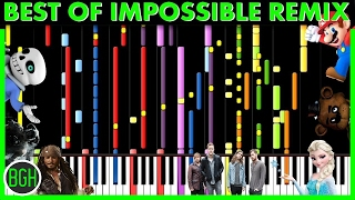 BEST OF IMPOSSIBLE REMIX