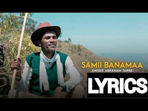Far. Abrahaam Tarree Samii Banamaa Lyrics Video.