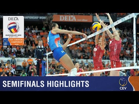 2015 Women's EuroVolley