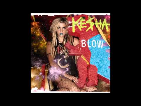 Kesha - Blow (Warrior Tour Studio Mix)