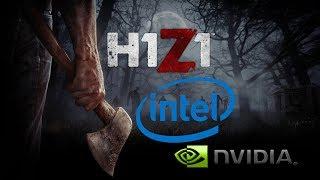 H1z1 KOTK | i5 4690 | GTX 1050ti | 8gb ram | TEST| High settings