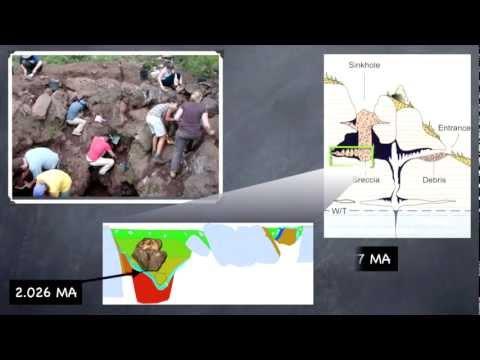 TEDxZurich - Peter Schmid - Australopithecus sediba