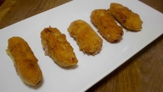 Ham Croquettes - Cooked By Julie - Episode 79