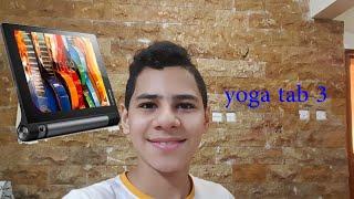 مراجعة جهاز لينوفو يوجا تاب 3 /lenovo yoga tab 3 reveiw