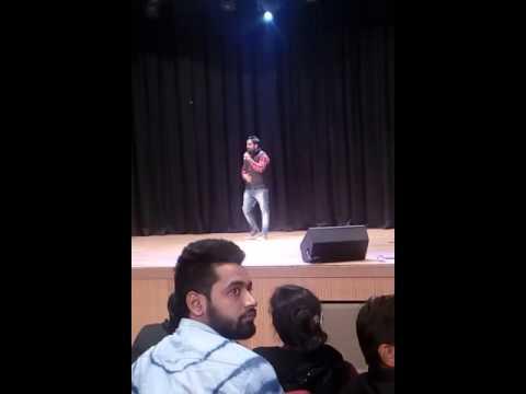 Semi final performance of shagufa singh