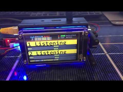 LED Mod on Pi Star MMDVM Board