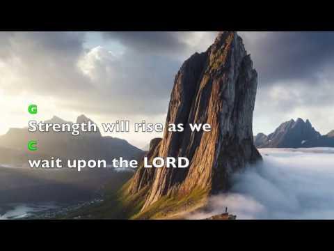 Everlasting God (lyrics & chords) by Lincoln Brewster