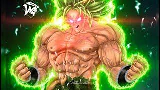 Cómo Dibujar a Broly ssj Dragon Ball Super película 2019  Goku vs Broly Drawing Digital